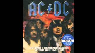 AC/DC - Live Wire - BBC in Concert 1979