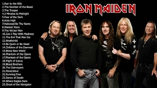 Iron Maiden Greatest Hits Full Album Playlist