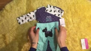 Обзор комплект Carters для девочки с собачкой(Большой выбор детской одежды с США Звоните ▷️0939920995 смотрите больше 🤓    kids-style.com.ua 🤗 #детскаяодежда,..., 2017-01-24T16:22:16.000Z)
