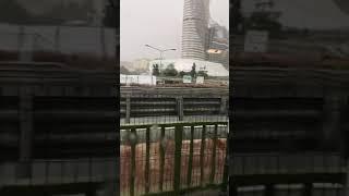 İstanbul'da Sel Baskını Metrobüs Son Dakika