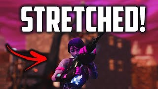 How To Play Stretched On Fortnite!!! (AFTER PATCH) *Updated*