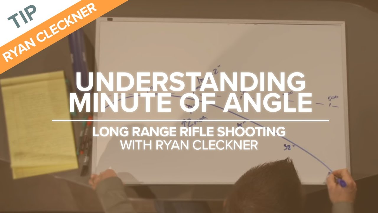Minute of Angle (MOA) • NSSF