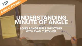 Understanding Minute of Angle (MOA) - Long Range Shooting Technique thumbnail
