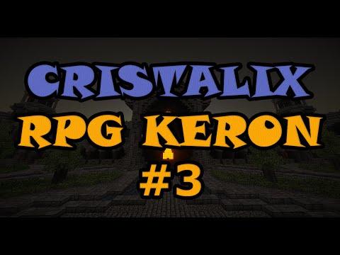 Cristalix RPG Keron - #3 ПОХОД ПО ЛЕГКИМ БОССАМ