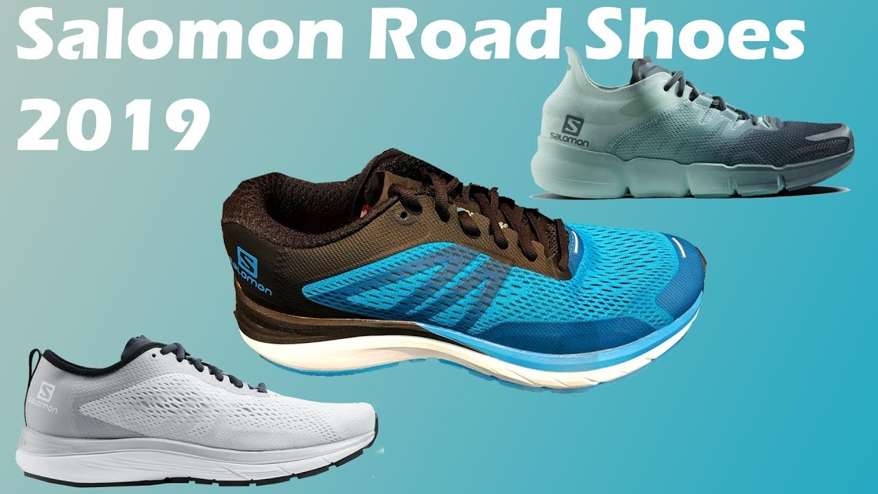 Salomon Road Running Shoes 2019 || The