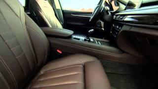 New BMW X5 F15 2014 Interior Design