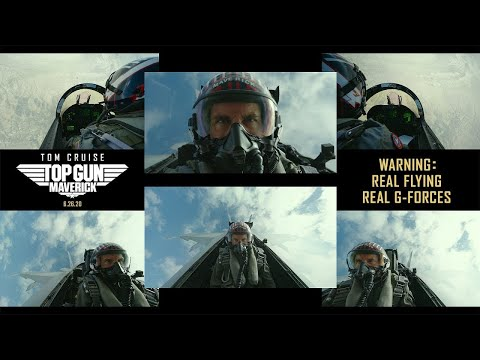 Top Gun: Maverick (2020) | Filmed In IMAX® | Real Flying. Real G-Forces. Pure Adrenaline.