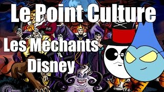 Point Culture : les méchants Disney