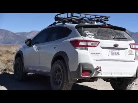 Subaru Outback Lift Kit >> Subaru Crosstrek 2018 Tow Hook Install - YouTube