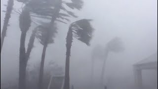 Hurricane Michael slams Florida, FEMA warns power 'off for multiple weeks'