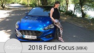 2018 Ford Focus 1.5 EcoBlue mit 8-Gang-Automatik im Fahrbericht - Autophorie