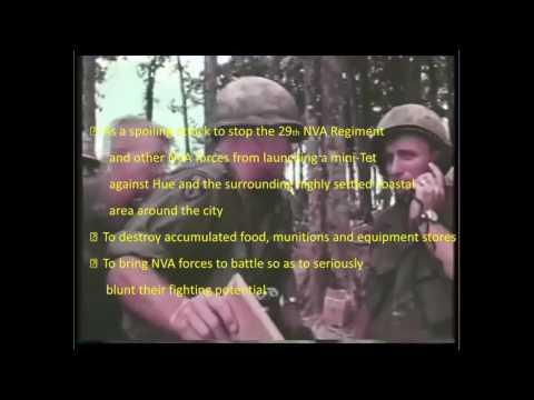 The Media Myth Hamburger Hill A Shau Valley May 1969: the true story--real footage