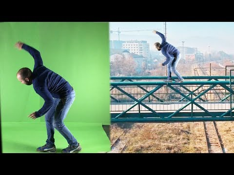 chroma key after effects - Perfect green screen in 5 minutes