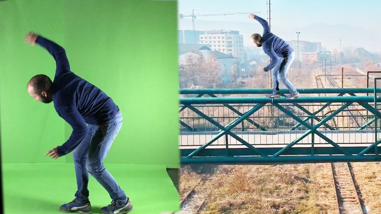 Download chroma key after effects - Perfect green screen in 5 minutes