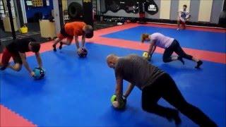 Функциональные упражнения - тренировка дня
