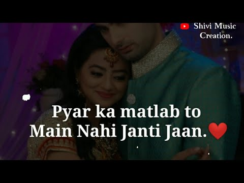 New Heart Touching WhatsApp Status Video 2019 💖 New WhatsApp Status Video 2019 💖  Shivi Music Crea