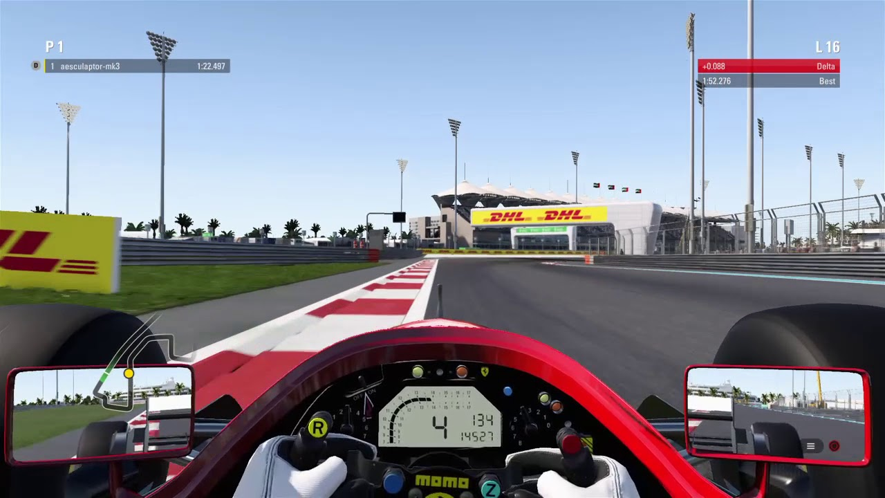 F1 2017 trying out the 1995 ferrari 412 t2 good fun youtube f1 2017 trying out the 1995 ferrari 412 t2 good fun vanachro Gallery