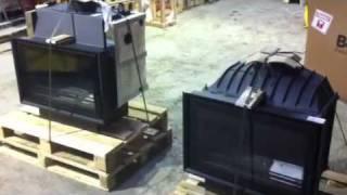 Start 8 aqua & standard start 8 insert stoves