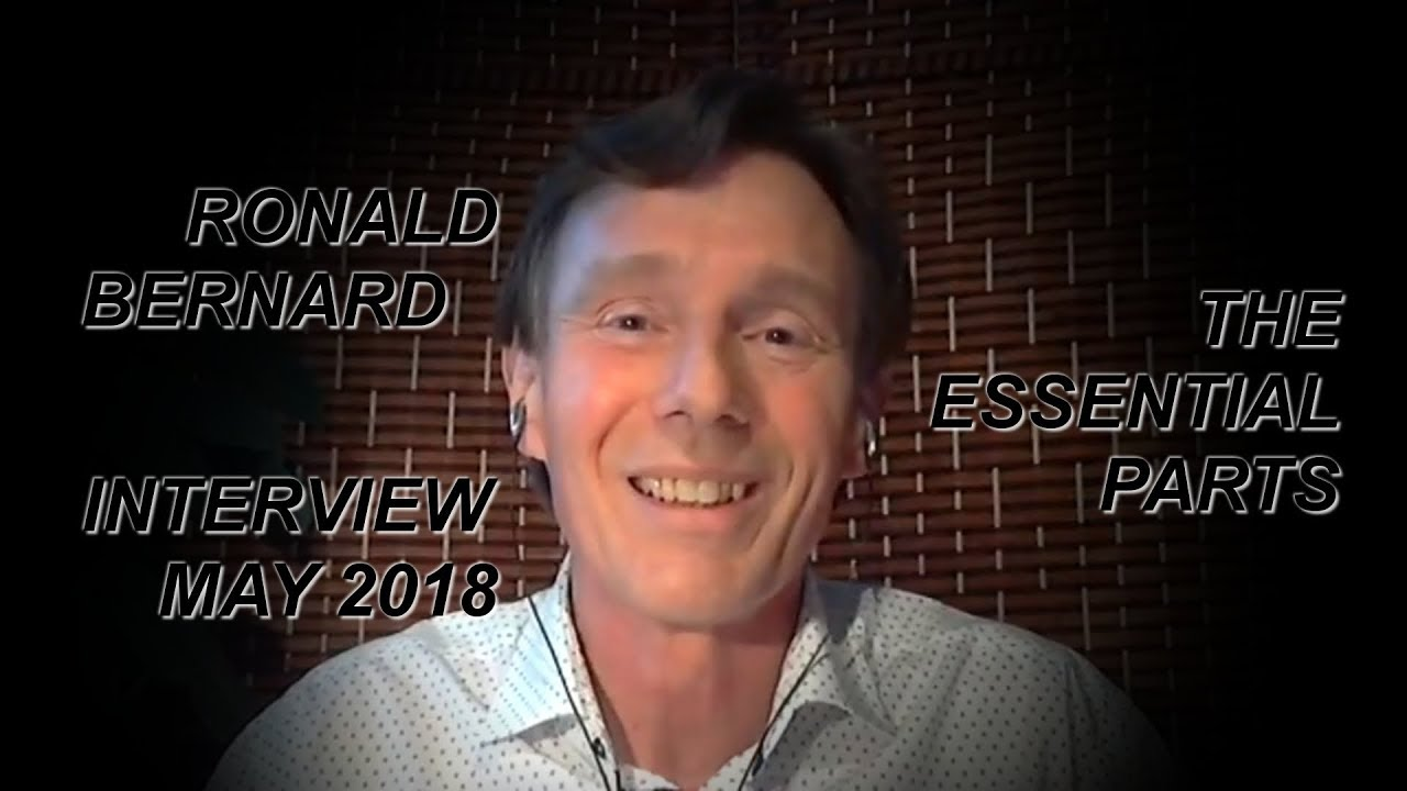 Ronald Bernard interview May 2018 - The essential parts