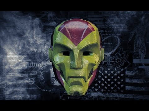 Payday 2: Mask Of The Day Episode 83-Ironman (Rhino Zombie)