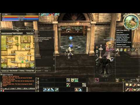 Lineage 2 Class Quest Mark of Prosperity