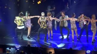 YG Family Concert in Singapore 2014 - BIGBANG - I LOVE YOU