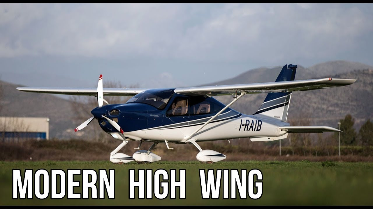 Tecnam P2010 Is More Comparable To A Cessna 182