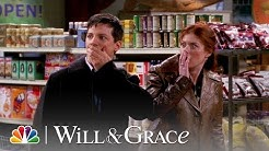 Jack and Grace Confront Vince (Bobby Cannavale) - Will & Grace