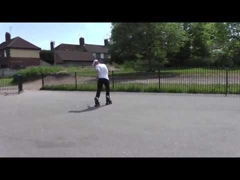 freestyle quad skating