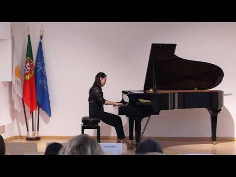 Russian Rag by Elena Kats-Chernin - Grace Sun 13yrs old