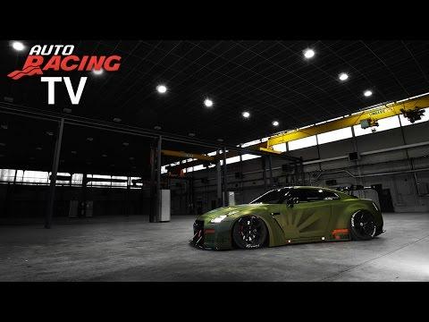 A la découverte du nouveau batiment de France Auto Racing !