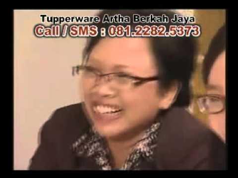 Video Cara Join member Tupperware .Call/SMS 081.2282.5373