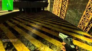 Counter Strike Source zombie escape game #1 (SG server)