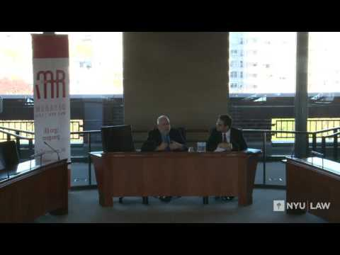 A Public Conversation with Roberto Azevedo, Director-General of the WTO