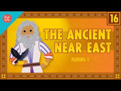 Floods in the Ancient Near East: Crash Course World Mythology #16