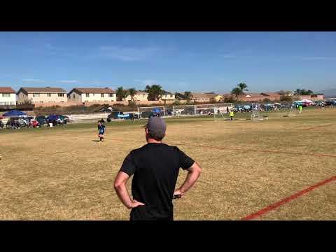 FCLA 2008 Black vs San Diego SC B2008 Academy Orange
