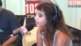 שירה גבריאלוב - Shira Gavrielov - Dont just walk on by  - רדיו תל אביב 102FM