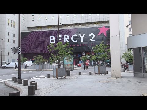 Bercy 2 Centre Commercial in Paris, France