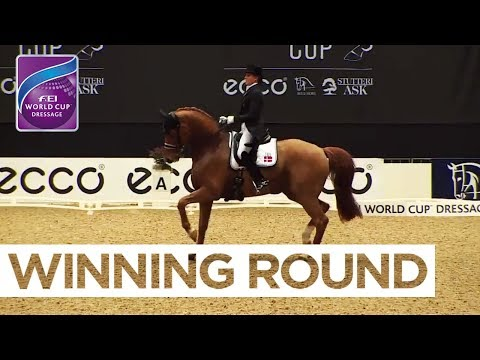 Catherine Dufour's winning performance |FEI World Cup™ Dressage - Herning