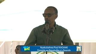 Uruzinduko Rwa Nyakubahwa Prezida  Paul KAGAME Mu Karere Ka NYAGATARE/MATIMBA Kuri 13.02.2017