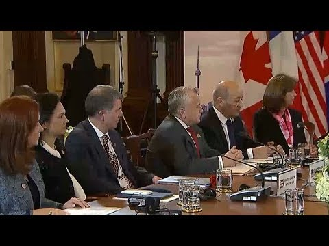 Russia, Iran at top of G7 agenda despite absence