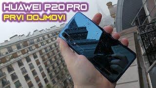 Huawei P20 Pro - drukčija priča iz Pariza o ovom top smartfonu od 899 eura (27.03.2018)