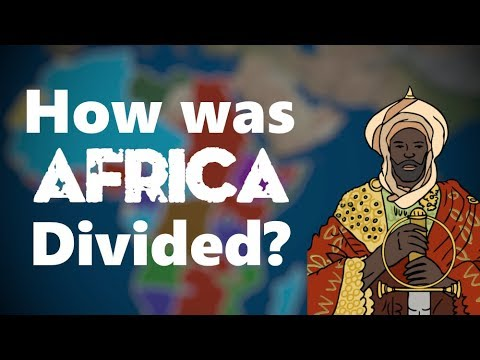 How did Europe Divide Africa? | Animated History