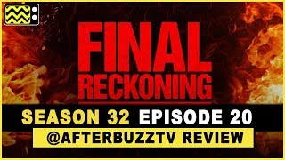 The Challenge Season 32 Episode 20 Review & After Show