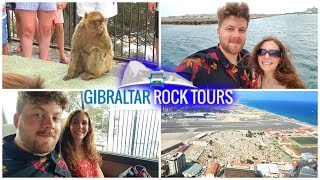 Exploring Caves and Dolphin Watching in Gibraltar! | Travel Vlog