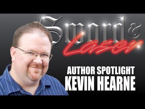 Author Spotlight: Kevin Hearne -  Sword & Laser