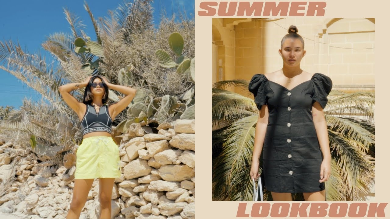 [VIDEO] - SUMMER LOOKBOOK 2018 2
