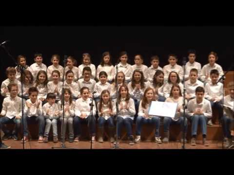 In... canto di Natale 2012 Body percussion