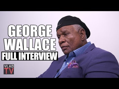 "George Wallace on Government Killing MLK, ""Yo Mama"" Jokes, Bill Cosby, Tracy Morgan (Full Interview)"
