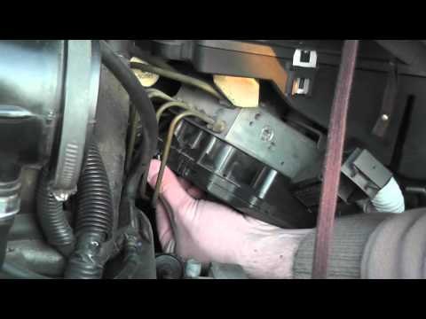 1999 Volvo S80 ABS Module Removal and installation